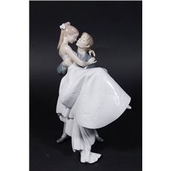 "Lladro ""The Happiest Day"" Figure"