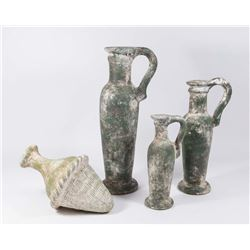 4 Archaeological Items