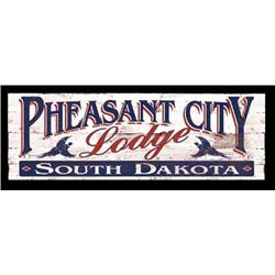 SOUTH DAKOTA PHEASANT HUNT FOR TWO