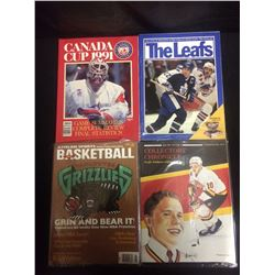 COLLECTORS SPORTS MAGAZINE LOT
