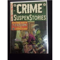 EARLY 1950'S CRIME SUSPENSE STORIES EC COMICS COMIC BOOK #14