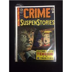 EARLY 1950'S CRIME SUSPENSE STORIES EC COMICS COMIC BOOK #27