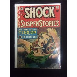 EARLY 1950'S SHOCK SUSPENSE STORIES EC COMICS COMIC BOOK #8