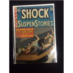 EARLY 1950'S SHOCK SUSPENSE STORIES EC COMICS COMIC BOOK #11