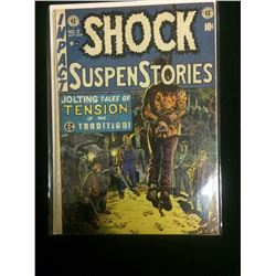 EARLY 1950'S SHOCK SUSPENSE STORIES EC COMICS COMIC BOOK #5