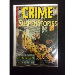 EARLY 1950'S CRIME SUSPENSE STORIES EC COMICS COMIC BOOK #26