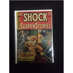 EARLY 1950'S SHOCK SUSPENSE STORIES EC COMICS COMIC BOOK #14