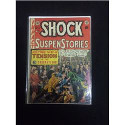 EARLY 1950'S SHOCK SUSPENSE STORIES EC COMICS COMIC BOOK #2