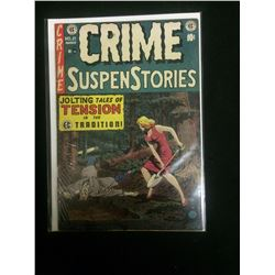 EARLY 1950'S CRIME SUSPENSE STORIES EC COMICS COMIC BOOK #21