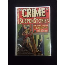 EARLY 1950'S CRIME SUSPENSE STORIES EC COMICS COMIC BOOK #18