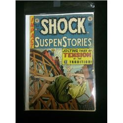 EARLY 1950'S SHOCK SUSPENSE STORIES EC COMICS COMIC BOOK #13