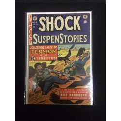 EARLY 1950'S SHOCK SUSPENSE STORIES EC COMICS COMIC BOOK #9