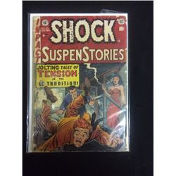 EARLY 1950'S SHOCK SUSPENSE STORIES EC COMICS COMIC BOOK #10