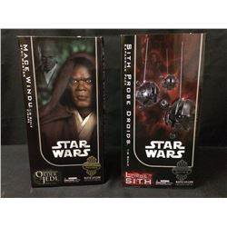 STAR WARS SIDESHOW COLLECTIBLES ACTION FIGURE LOT