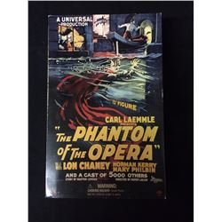 SIDESHOW COLLECTIBLES THE PHANTOM OF THE OPERA ACTION FIGURE IN BOX