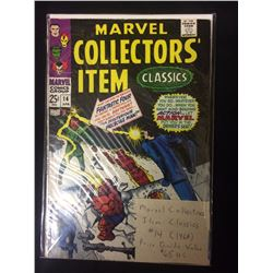 MARVEL COLLECTORS' ITEM CLASSICS COMIC BOOK
