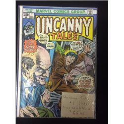UNCANNY TALES  COMIC BOOK