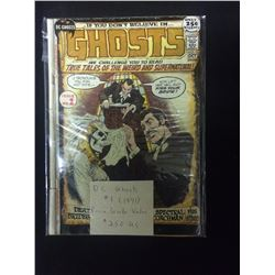 GHOSTS COMIC BOOK