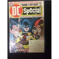DC SPECIAL COMIC BOOK