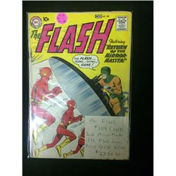 THE FLASH #109 COMIC BOOK