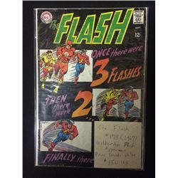 THE FLASH #173 COMIC BOOK