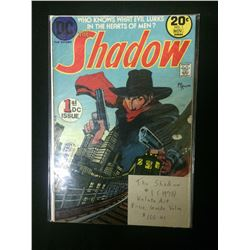 THE SHADOW #1 COMIC BOOK