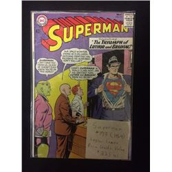 SUPERMAN #173 COMIC BOOK