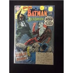 BRAVE AND BOLD #79 BATMAN AND DEADMAN COMIC BOOK