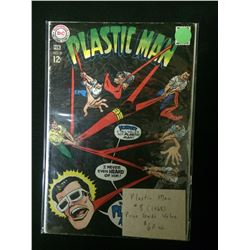 PLASTIC MAN #8 COMIC BOOK