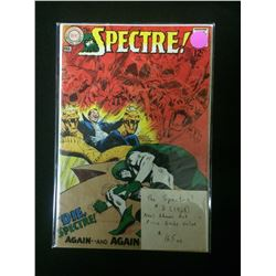 THE SPECTRE! #2 COMIC BOOK