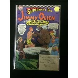 SUPERMAN'S PAL JIMMY OLSEN #98 COMIC BOOK