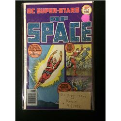 DC SUPER-STARS OF SPACE #4 COMIC BOOK
