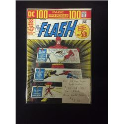 DC 100 PAGE SUPER SPECTACULAR #22 THE FLASH COMIC BOOK