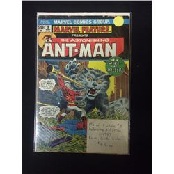 MARVEL FEATURE #9 THE ASTONISHING ANT-MAN COMIC BOOK