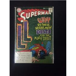 SUPERMAN #204 COMIC BOOK