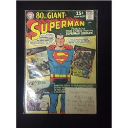 SUPERMAN #183 COMIC BOOK