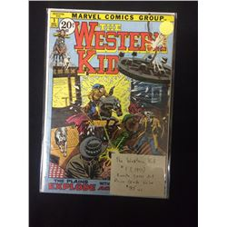 THE WESTERN KID #1 COMIC BOOK
