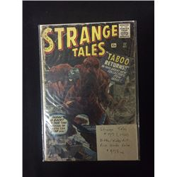 STRANGER TALES #77 COMIC BOOK