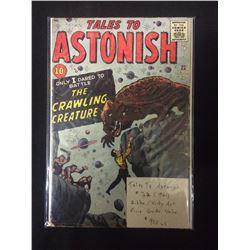 TALES TO ASTONISH #22 COMIC BOOK