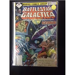 BATTLESTAR GALLACTICA COMIC BOOK