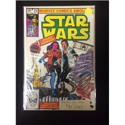1973 STAR WARS #73 MARVEL COMIC BOOK