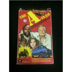 THE A TEAM COLORFORMS ADVENTURE SET