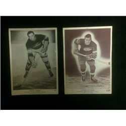 O-PEE-CHEE 1940'S HOCKEY TRADING CARDS