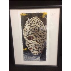 GERRY CHEAVERS LIMITED EDITION SIGNED PRINT