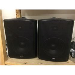 PAIR OF SOUNDSTAGE SPEAKERS