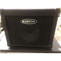 KUSTOM BASS GUITAR AMPLIFIER POWERED BY CELESTION
