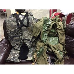 REMINGTON CAMO CLOTHING LOT