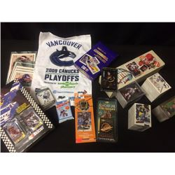 SPORTS FAN SOUVENIR LOT