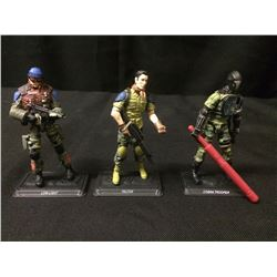 GI JOE TOY FIGURES LOT