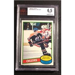 1980-81 WAYNE GRETZKY #250 HOCKEY TRADING CARD6.5 EX MT